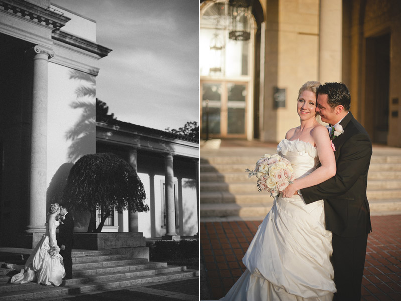 st pete museum of fine arts wedding photos