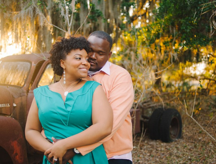 Candace & Tavaris | Tampa Engagement Photography