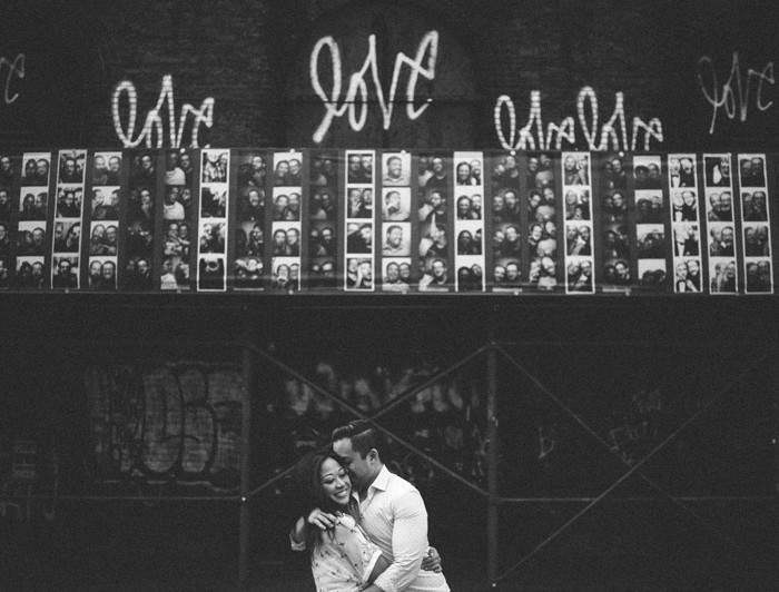 Monica & Andrew | Brooklyn Engagement Photography