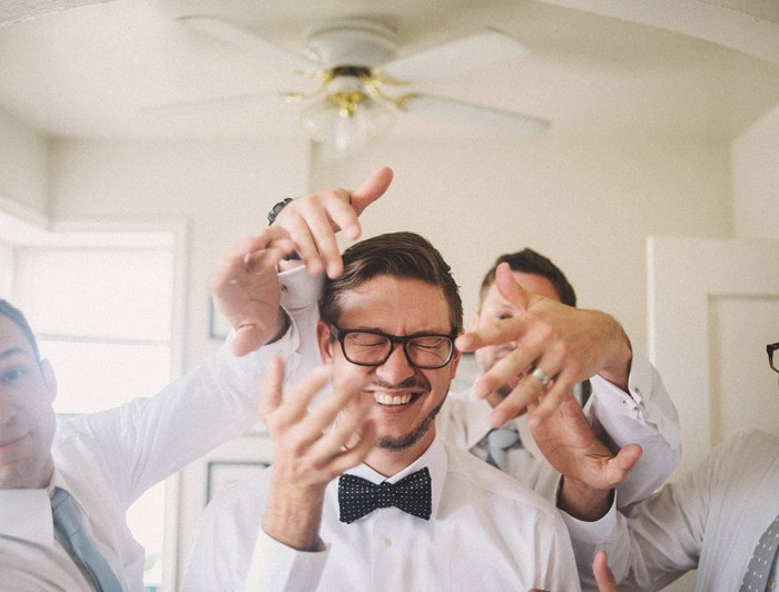 Have Fun at Your Wedding | Rule No. 1