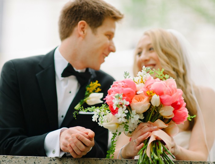 Bryant Park NYC Wedding Featured on Style Me Pretty New York