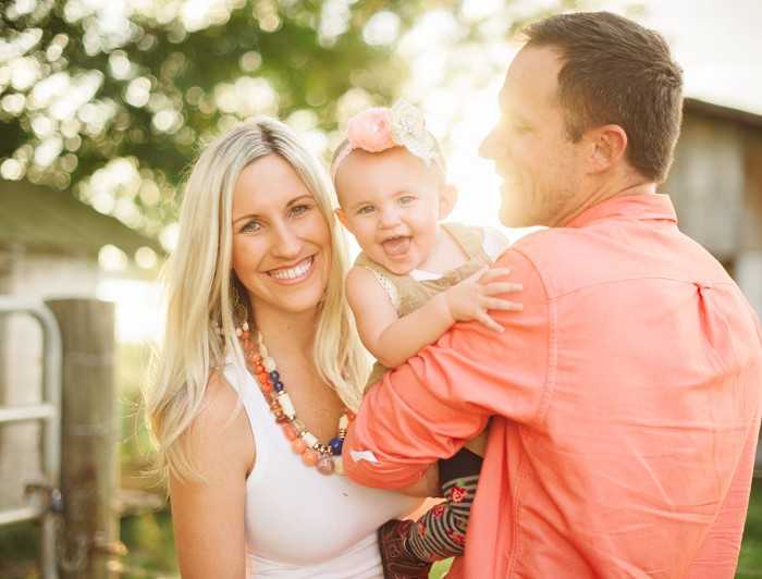 the Blind Family | Lifestyle Portrait Photography