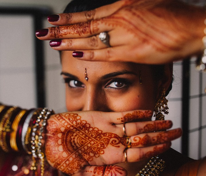 Sharmi & Michael | Indian Wedding Photographer in Brooklyn