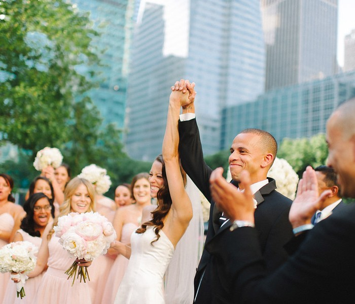 Bryant Park Grill Wedding | Kaley & Jason