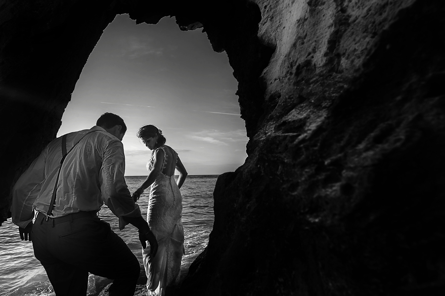 Destination Wedding Photos in the Dominican Republic