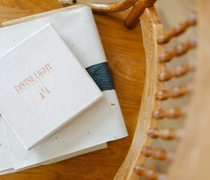 Finishing Touches - Wedding Album & Packaging