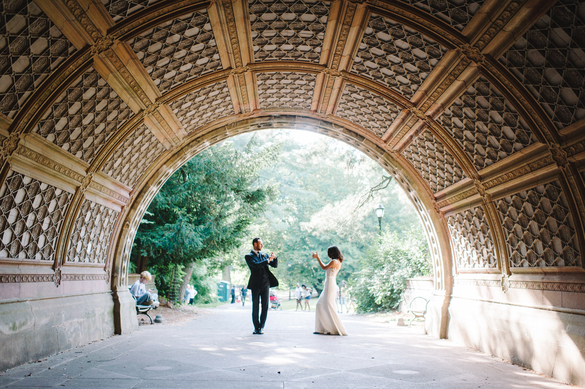 prospect park boathouse wedding