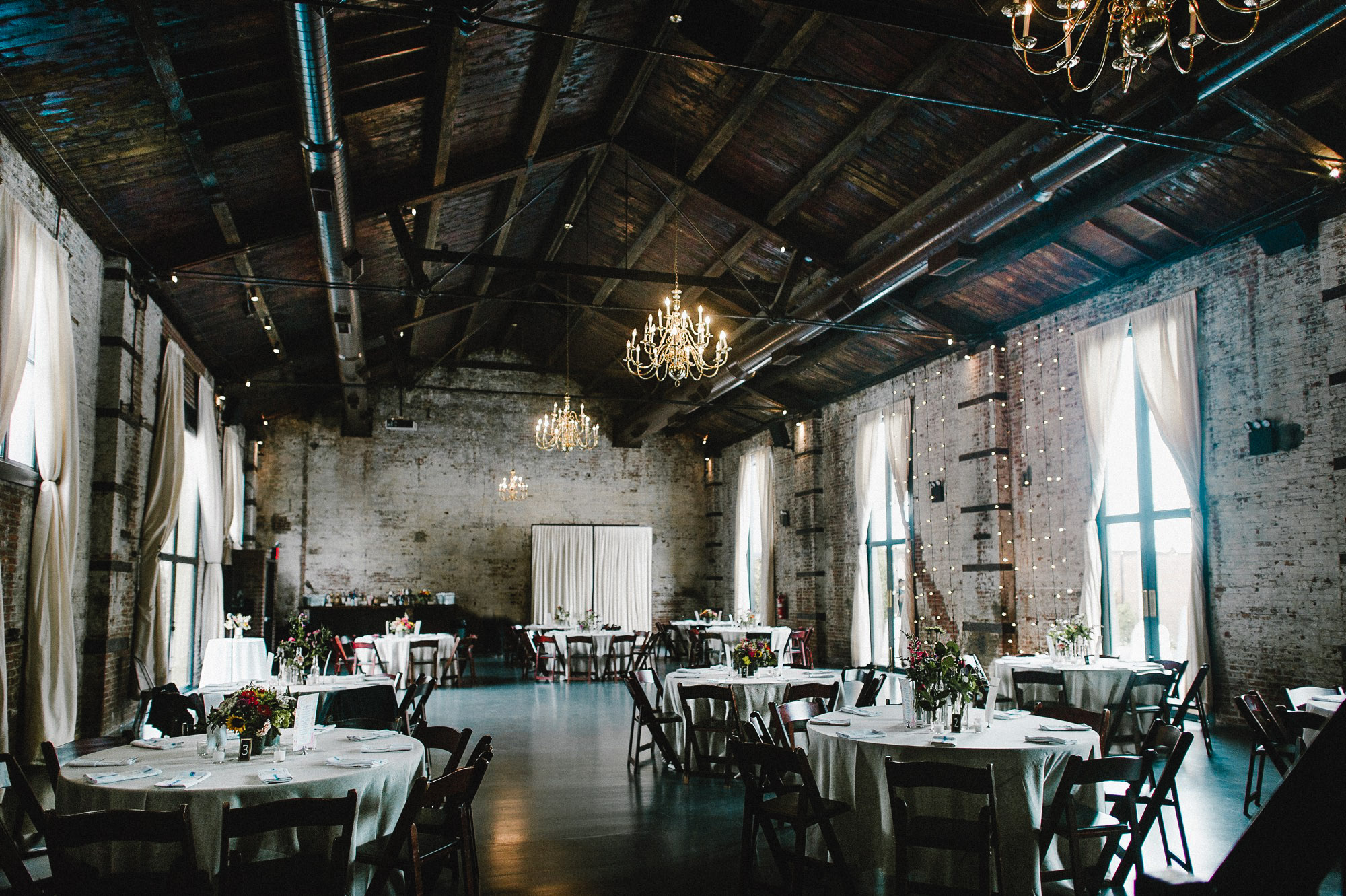 Green Building Wedding Brooklyn